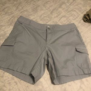 Light grey Dockers shorts